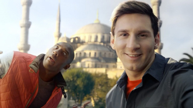 "TURKISH AIRLINES ""The Selfie Shootout"""